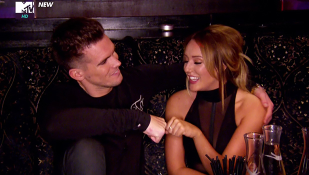 Geordie Shore. Broadcast on MTVHD Charlotte and Gary