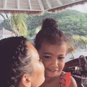 Kim Kardashian marks North's third birthday with new video - 15 June 2016