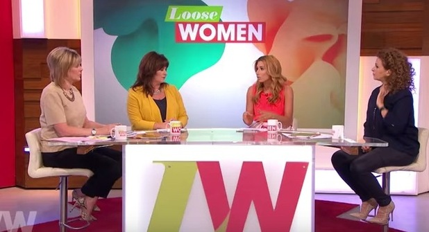 Stacey Solomon, Loose Women, ITV 13 June