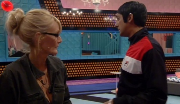 Chelsea Singh and Jayne Connery, Big Brother 15 June