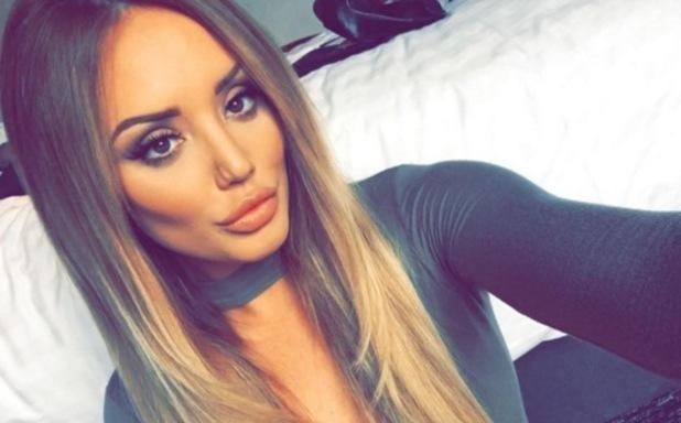Charlotte Crosby selfie, Instagram 11 June