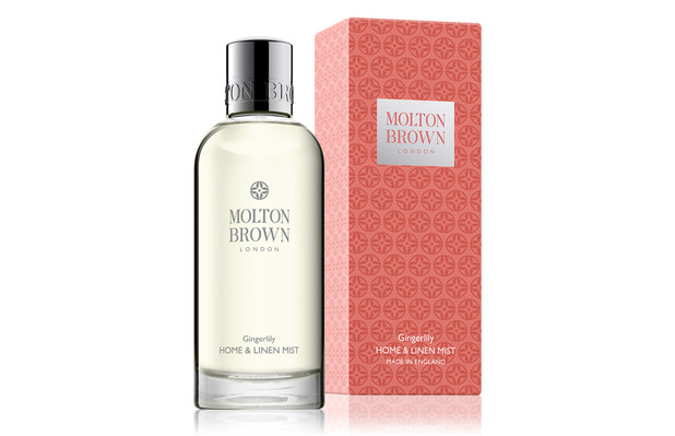 Molton Brown Gingerlily Home & Linen Mist £24, 14th June 2016