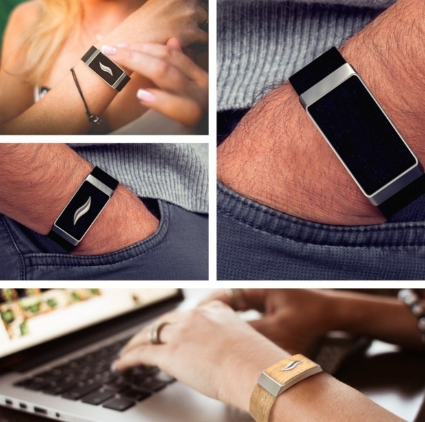 WellBe bracelet monitors your stress levels