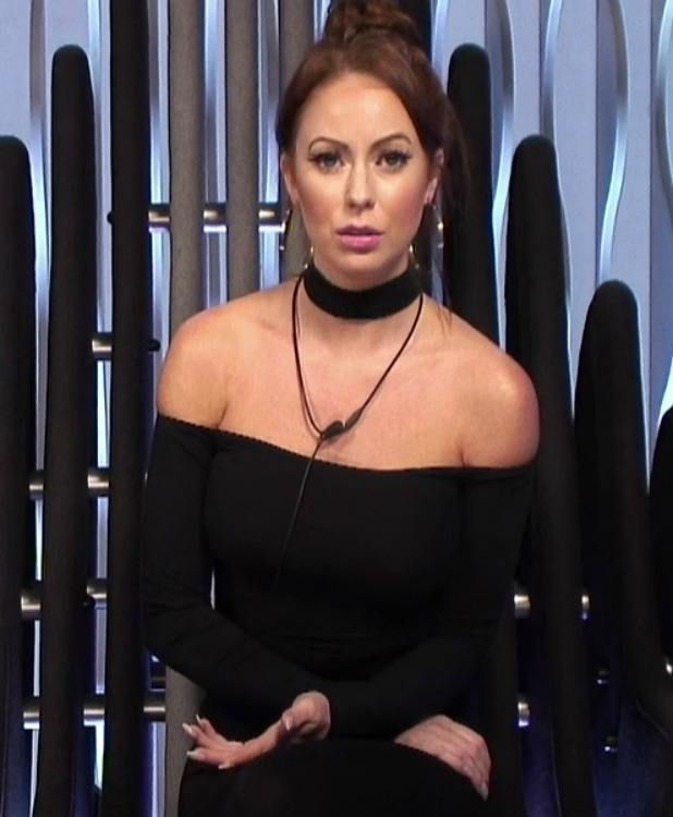 Laura talks about her relationship with Marco on 'Big Brother'. Broadcast on Channel 5HD 2016