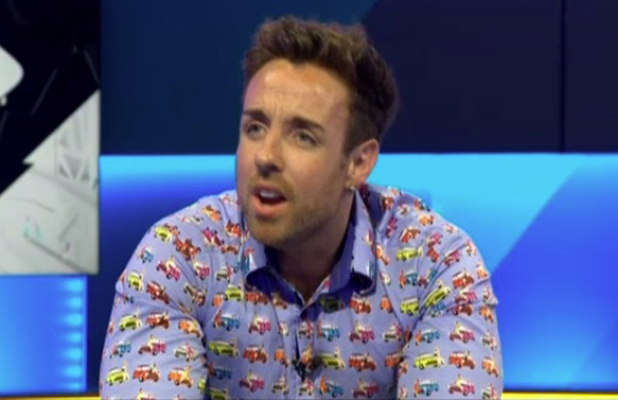 Big Brother's Bit On The Side: Stevi Ritchie 2016