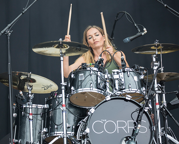 The Corrs at Isle of Wight Festival 2016