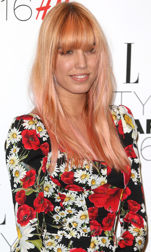 Amber Le Bon attends the Elle Style Awards 2016 on February 23, 2016 in London, England.
