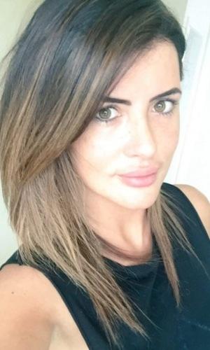 Helen Wood selfie 17 May