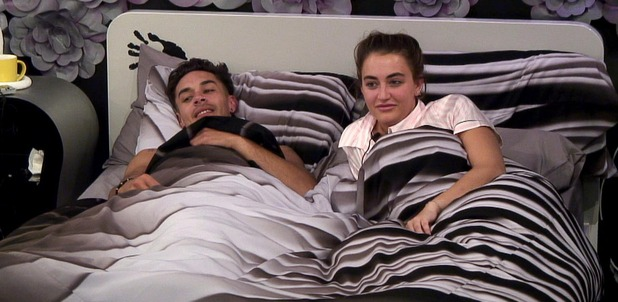 Big Brother: Jackson tells Georgina he likes her 20 June