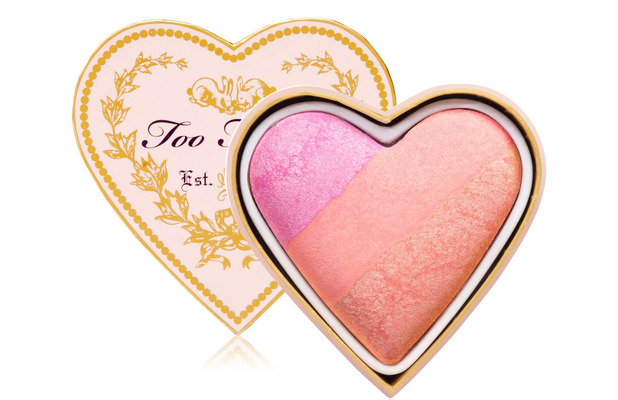 Too Faced Sweetheart Blush £24, 20th June 2016