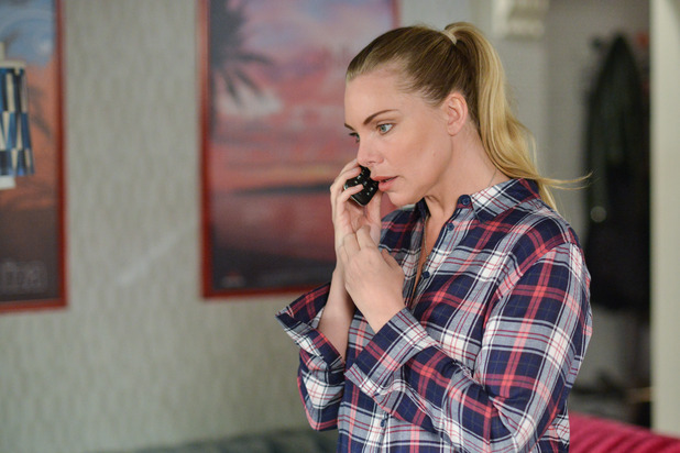 EastEnders, Dot calls Ronnie, Fri 24 Jun
