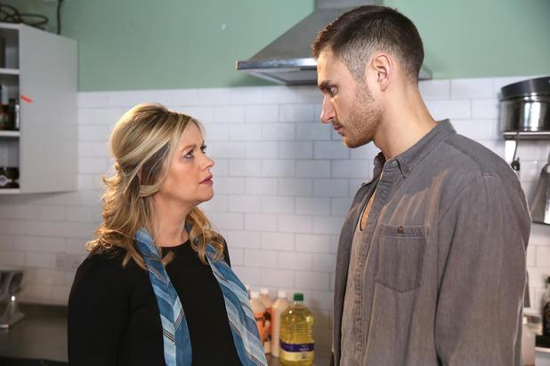 Hollyoaks, Freddie talks to Diane, Thu 23 Jun