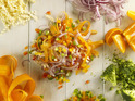 Summer Slaw with Orange and Beet Dressing recipe by Raw Vegan Blonde