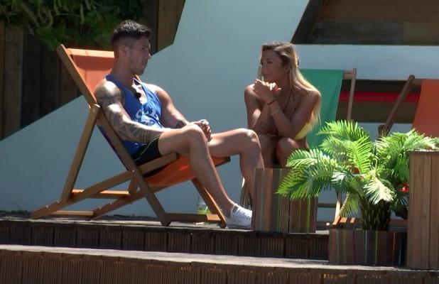 Love Island episode 24: Liana and Adam
