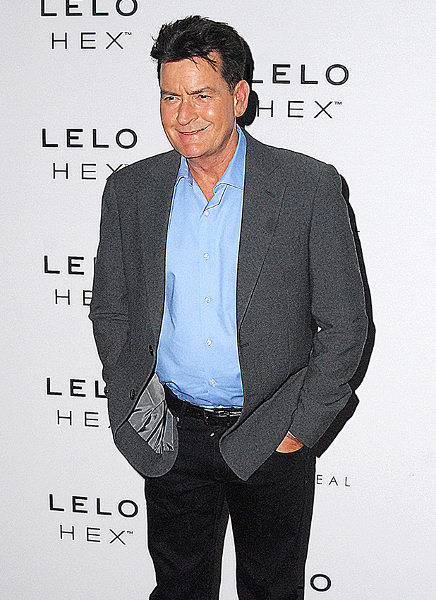 Charlie Sheen at Lelo Hex Condom launch, 2016