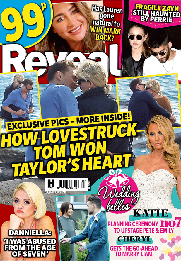 Reveal magazine issue 25 cover, 2016