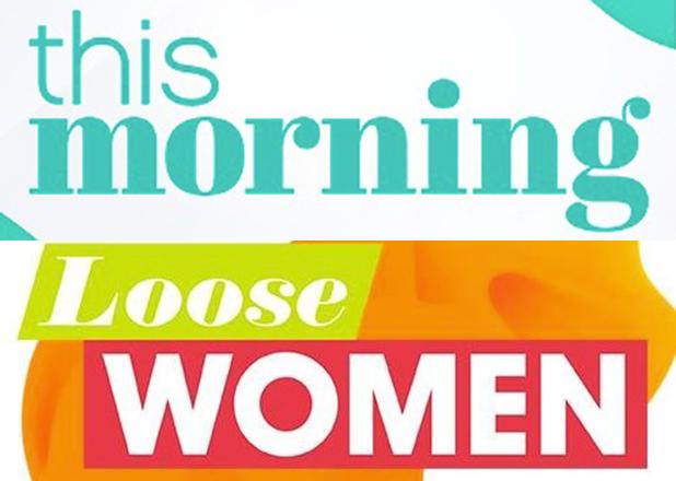 This Morning and Loose Women logos