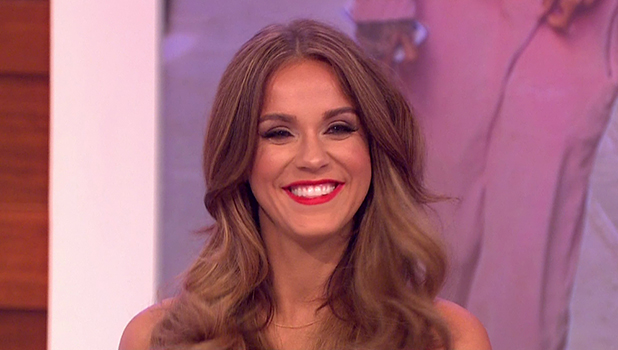 Vicky Pattison on Loose Women, 2016