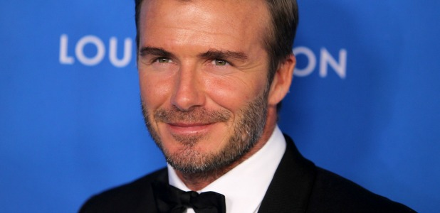 6th Biennial UNICEF Ball at the Beverly Wilshire Hotel David Beckham