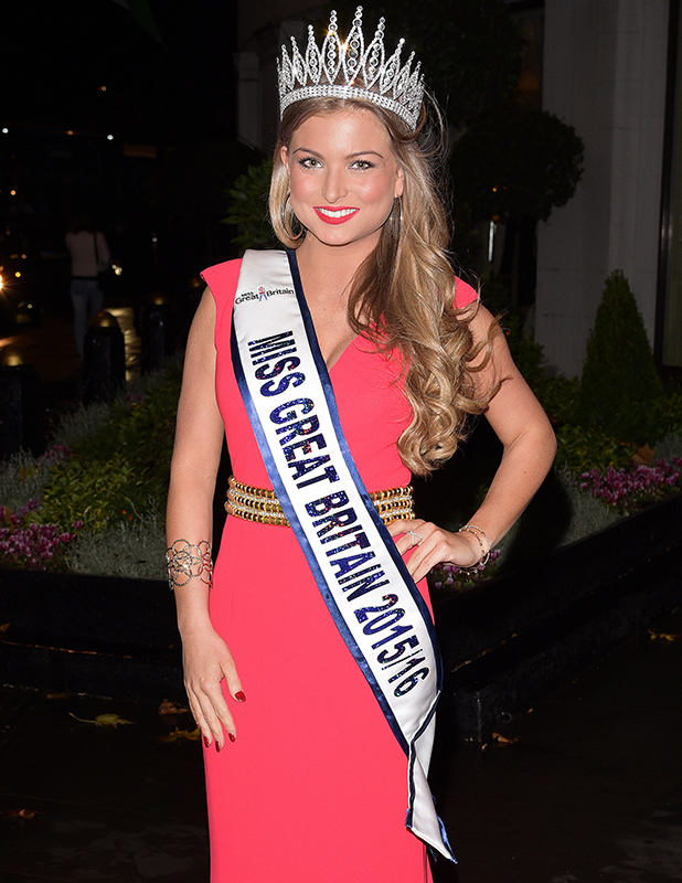 Zara Holland Children With Cancer Ball at Grosvenor House Hotel