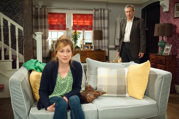 Emmerdale, Laurel breaks up with Ashley, Tue 5 Jul
