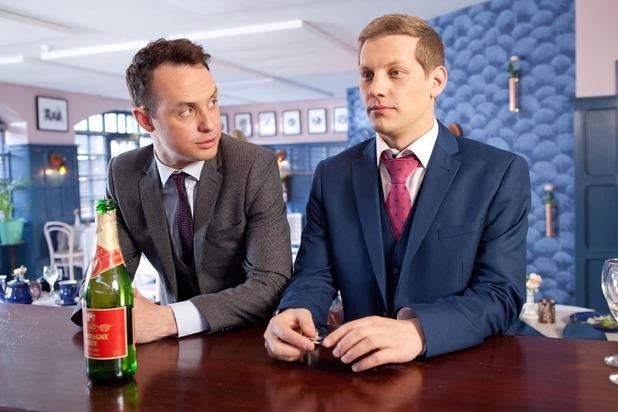 Hollyoaks, James wants something from John Paul, Thu 30 Jun