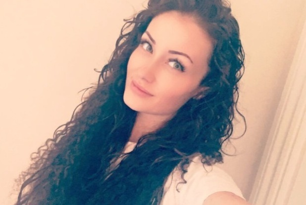 Ex On The Beach's Jess Impiazzi shows off her curly hair on Instagram, 30th June 2016