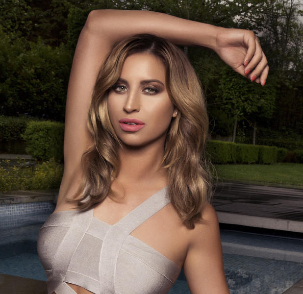 Ferne McCann launched Ferne Beauty UK, Campaign image 1, 28th June 2016