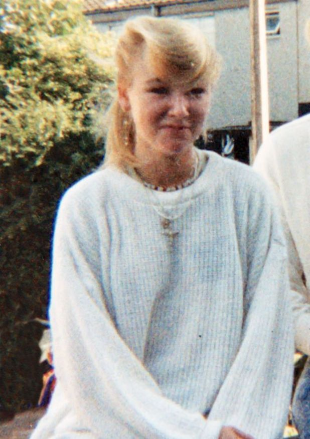 Sam Foley aged 16 a few weeks before she was raped by Steven Hearl