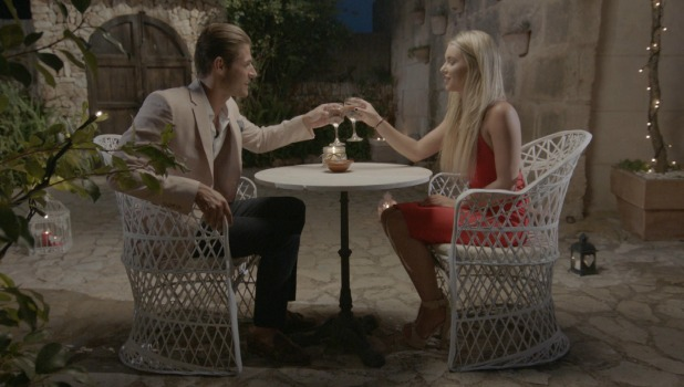 Love Island episode 35: Tina and Adam go on a date