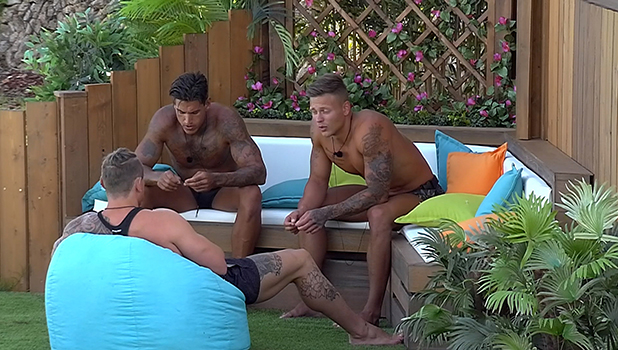 Love Island Episode 32: Terry thinks Tom is playing a game