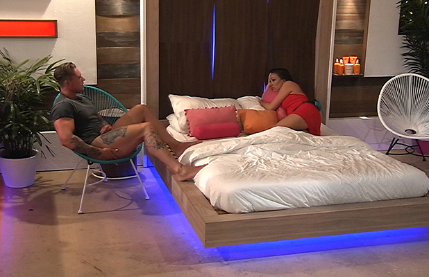 Love Island episode 30 Tom tells Sophie he wants to fight for her