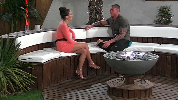 Love Island episode 31: Sophie and Tom