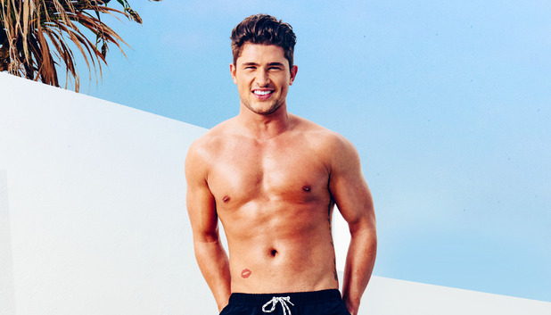 Ex On The Beach 5 cast confirmed: Jordan Davies 4 July