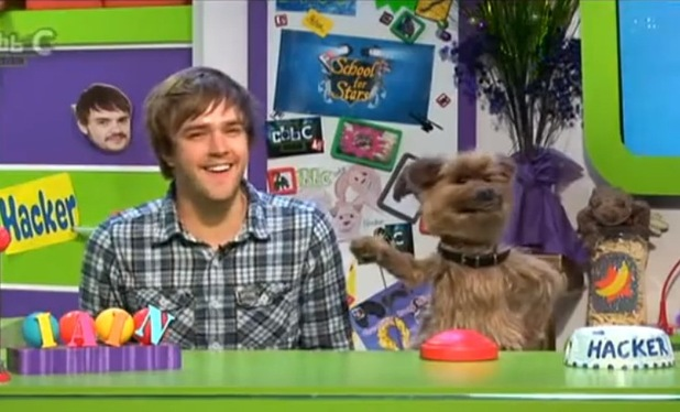 Love Island's Iain Stirling in CBBC - uploaded 8 July 2016