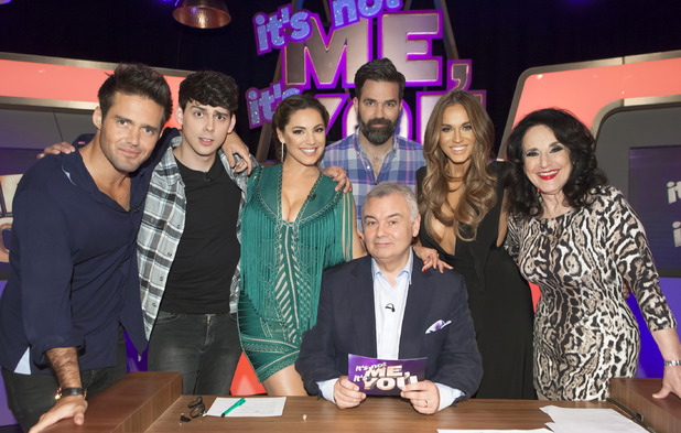Spencer Matthews and Vicky Pattison discuss romance, It's Not Me, It's You 7 July