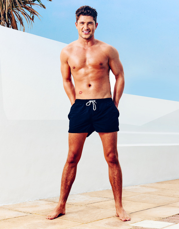 Ex On The Beach 5 cast confirmed: Jordan Davies 4 July