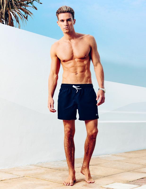 Ex On The Beach 5 cast confirmed: Gaz Beadle 4 July