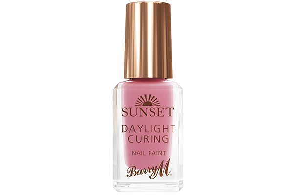 Barry M Sunset Daylight Curing Nail Paint, £4.99