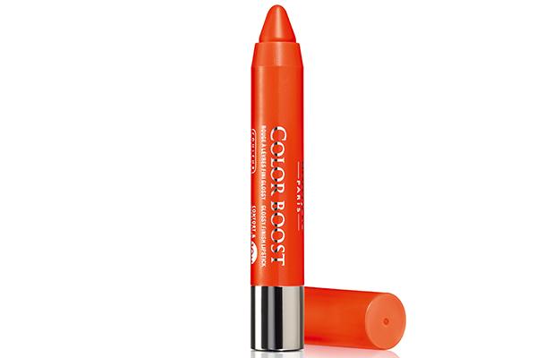 Bourjois Color Boost Lip Crayon in Lolli Poppy, £7.99