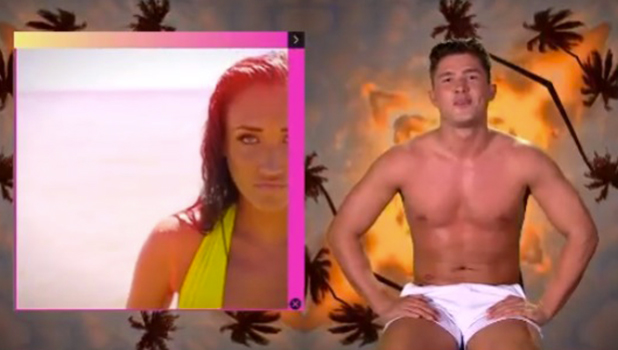 Ex On The Beach 5: Jordan talks about Megan