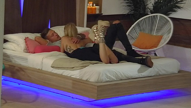 Love Island episode 35: Alex and Olivia admit feelings are getting stronger
