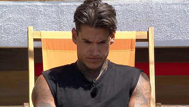 Love Island episode 36: Terry reacts to Malin's return