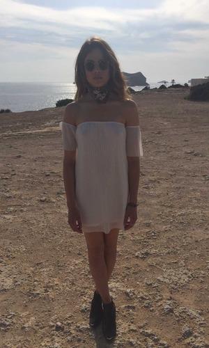 Else in Boohoo.com dress