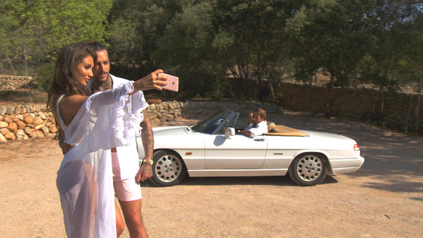 The Only Way Is Mallorca, ITVBe, Megan and Pete, Sun 17 Jul