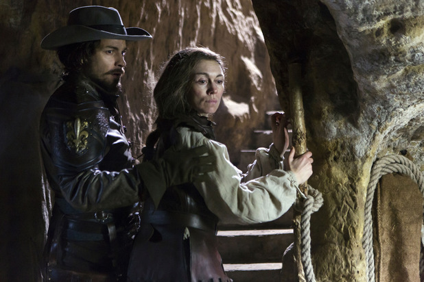 The Musketeers, BBC1, Sat 16 Jul