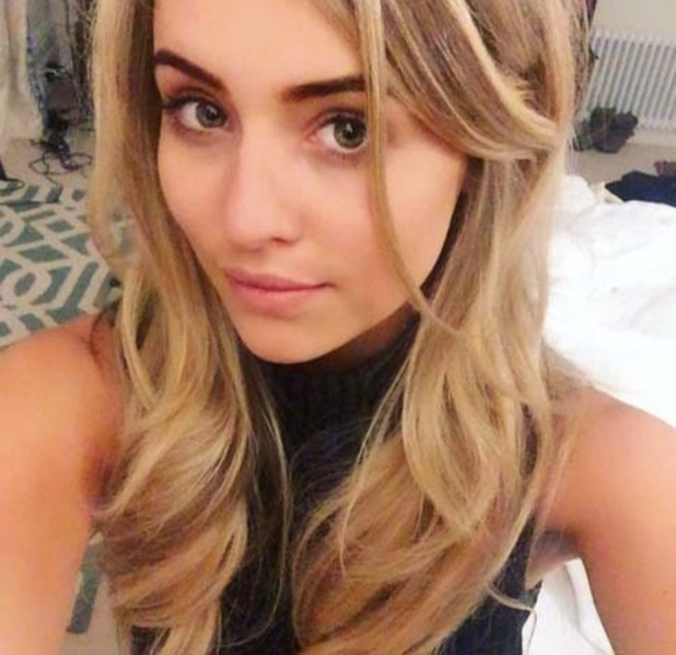 Love Island's Tina Stinnes hints at major hair transformation on Instagram, 13th July 2016