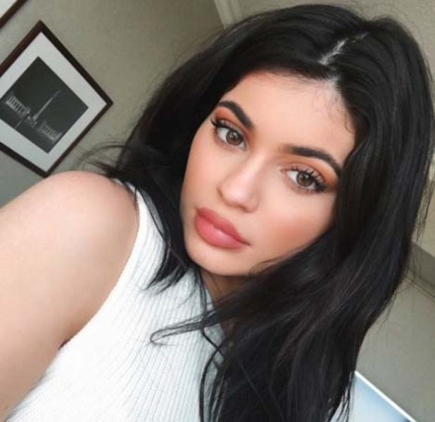 Kylie Jenner's new Lip Kit shade is leaked on Instagram, 13th July 2016