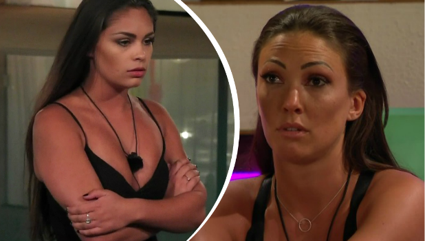 Love Island Episode 32: Sophie and Emma row