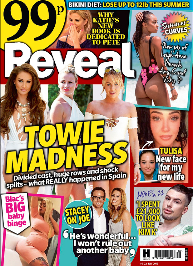 Reveal magazine issue 28, 16 to 22 July cover
